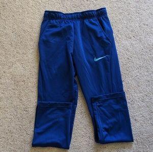 Nike dri fit boys sweats EUC